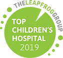 Top Children's Hospital 2019 - The Leapfrog Group