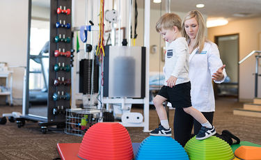 Cerebral Palsy & Pediatric Movement Disorders