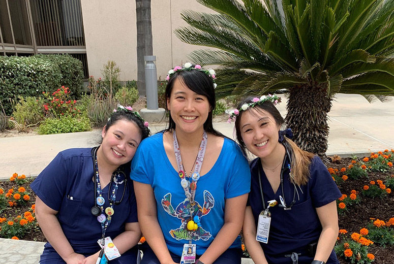 Brittany Chow, Sprina Shen, Catherine Lee