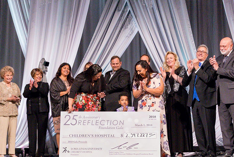 25th Annual Foundation Reflections Gala