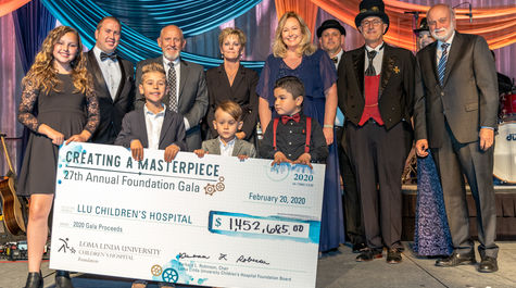 More than $1 million raised at 27th annual Foundation Gala